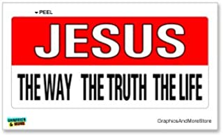 Best christian car bumper stickers Reviews