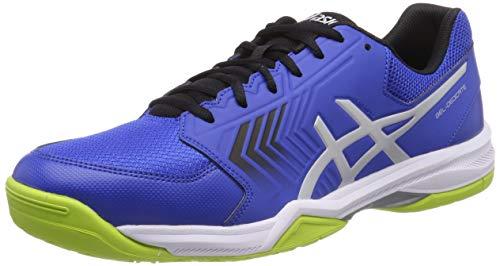 Asics Gel-Dedicate 5, Zapatillas de Tenis Hombre, Azul (Illusion Blue/Silver 409), 39 EU