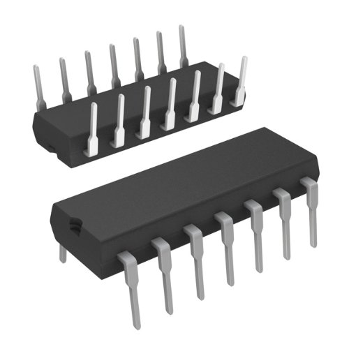 Best Price Square Texas Instruments sn74hct125N Puffer, Non-inverting, 3-State, 4,5V bis 5,5V, dip-14, 1