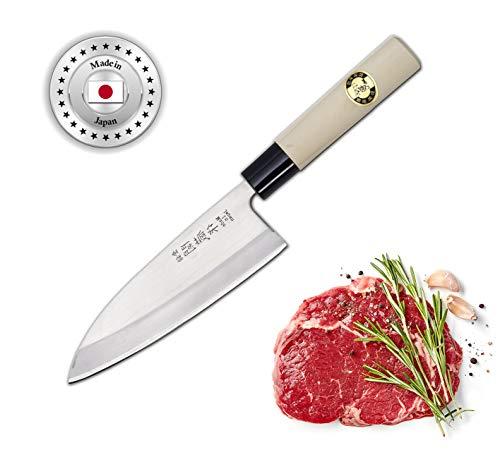 Kochmesser, Sekizo - Deba, Japan, rostfrei, Fleischmesser