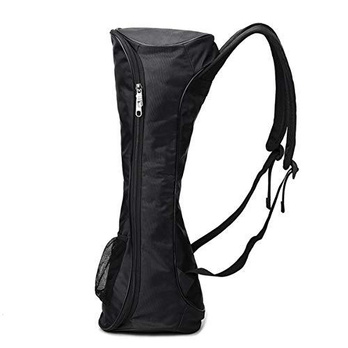 Monlladek 6,5-Zoll-Elektroroller-Tragetasche, tragbare Größe Oxford-Stoff-Hoverboard-Tasche Sporthandtaschen für selbstausgleichendes Auto 6,5-Zoll-Elektroroller-Tragetasche (schwarz)