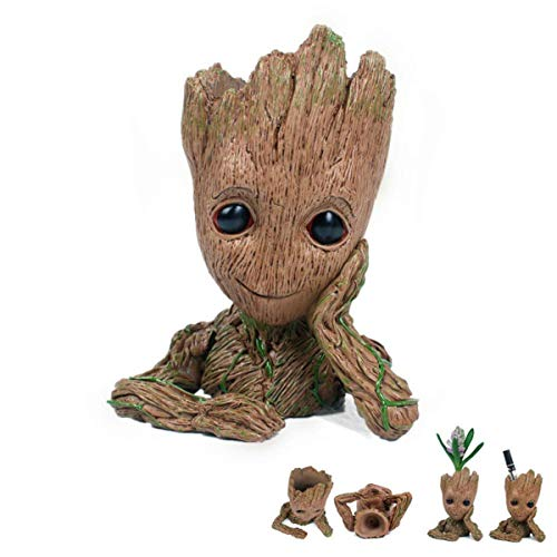 Top 2 multifunction moive baby groot planter for 2020