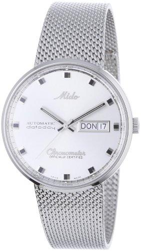 MIDO Herrenuhren-Automatikuhr Commander Chronometer M84294C111