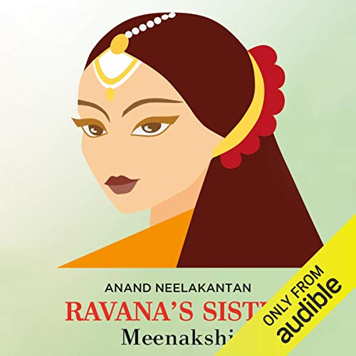 Ravana's Sister audiobook cover art
