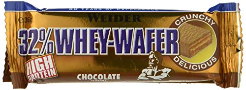 Weider 32% Whey Wafer, Cioccolato - 0.9 kg