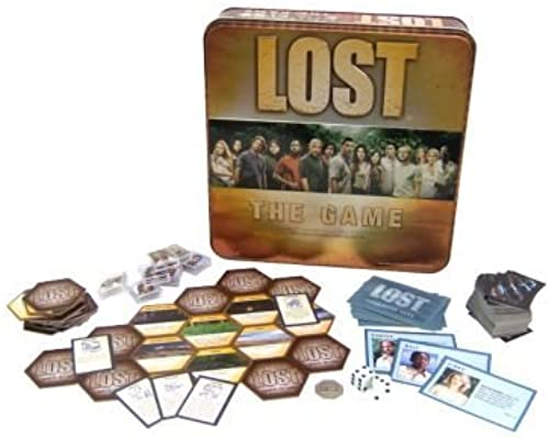 LOST - The Game by Cardinal Industries