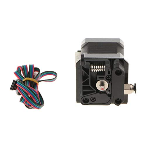 LIPENLI Automatic Control 3D Printer Extruder DIY Kit 1.75/0.4mm With Stepper Motor For Prusa