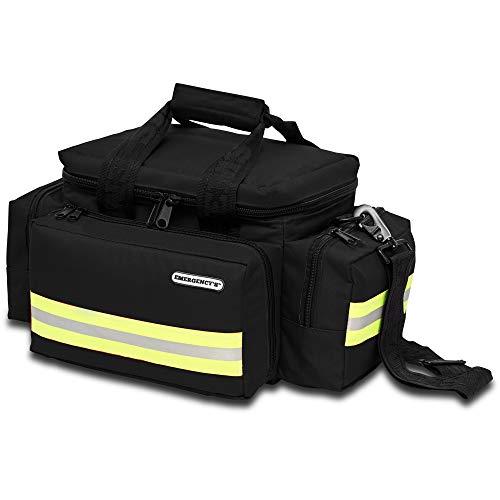 Elite Bags LIGHT BAG Notfalltasche 44 x 25 x 27 cm 17 L Volumen, Farben:Schwarz
