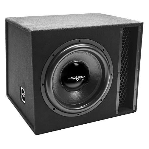 """Skar Audio Single 15"""" 2500W Loaded EVL Series Vented Subwoofer Enclosure   EVL-1X15D2"""