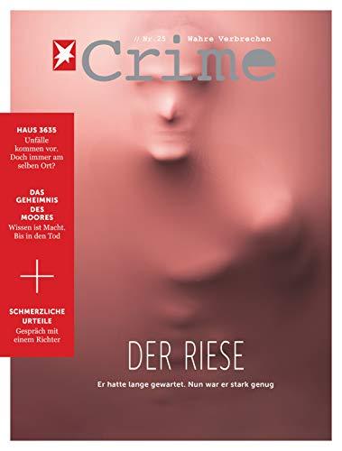 stern Crime - Wahre Verbrechen: Ausgabe Nr. 5 (03/2019)