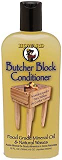 Howard BBC012 Butcher Block Conditioners (2 Pack, 12 oz)