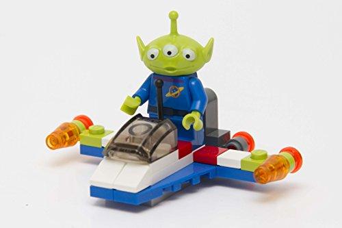 LEGO Disney / Pixar Toy Story Exclusive Mini Figure Set #30070 Green Alien wi... (japan import)