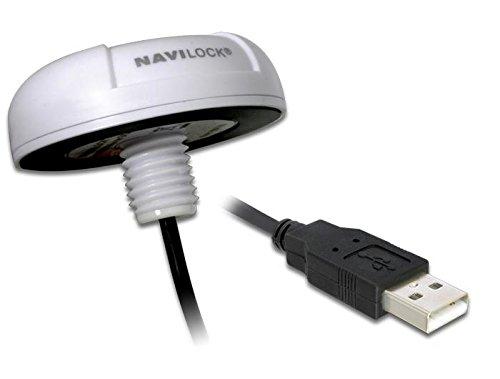 NAVILOCK NL-8022MU USB 2.0 Multi GNSS Empfänger u-blox 8 4,5 m