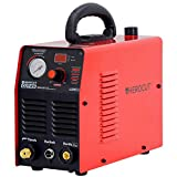Plasma Cutter, HeroCut45i Plasma Cutting Machine 220V, 40Amp IGBT Inverter Air Plasma Cutting Machine 8mm Clean Cut, 10mm Severance Cut 60PSI