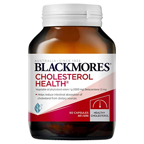 Blackmores Cholesterol Health (60 Capsules)