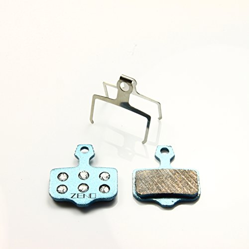 Zeno Disc Brake Pads for Avid DB1 3, Elixir 1 3 5 7 9 CR CR