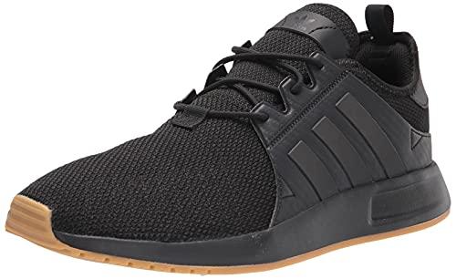 adidas Originals Herren X_PLR Sneaker, Schwarz/Schwarz/Gum, 42 EU