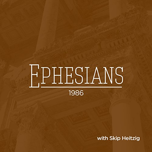 49 Ephesians - 1986 audiobook cover art