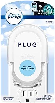 FebrezePlug Air Freshener Scented Oil Warmer 1.0ea