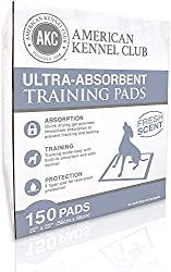 American Kennel Club Pet Training and Puppy Pads Review