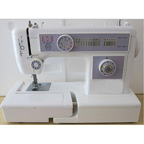 %33 OFF! Wotefusi New 70W 110V Mini Sewing Machine Portable Blind Stich Machine Multifunctional Sewi...