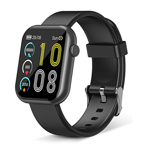 Smart Watch,Fitness Tracker with Heart Rate Monito...