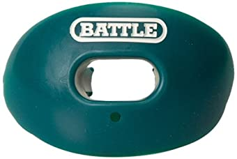 (One size, Gold) - Battle Oxygen Lip Protector Mouthguard