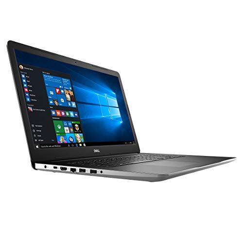 "Dell Inspiron 17 17.3"" FHD Laptop Computer, Intel Quad-Core i7 1065G7 up to 3.9GHz, 16GB DDR4, 2TB HDD + 512GB PCIe SSD, DVDRW, NVIDIA GeForce MX230, Remote Work, Windows 10, BROAGE 64GB Flash Drive"