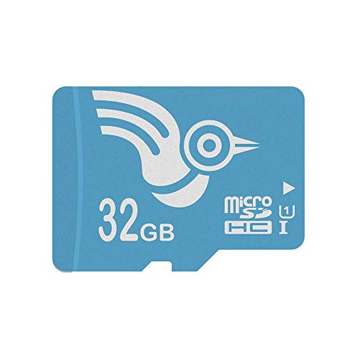 ADROITLARK scheda micro sd 32GB Scheda di memoria da 32 GB Class10 U1 Flash TF Microsd Card con adattatore Mrcro SDHC Card per smart watch / phone (U1 32GB)