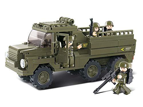 SLUBAN ARMY - M38-B0301 - TRUCK (CAMION DE TRANSPORT)