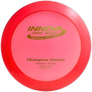 Innova Disc Golf Champion Material Groove Golf Disc (Colors may vary)