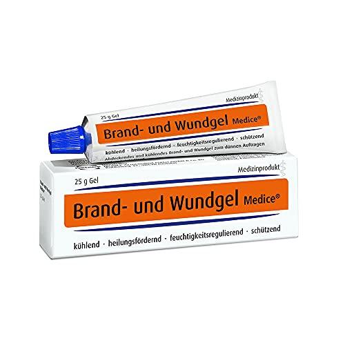 MEDICE ARZN.GMBH&CO.KG -  Brand Und Wundgel
