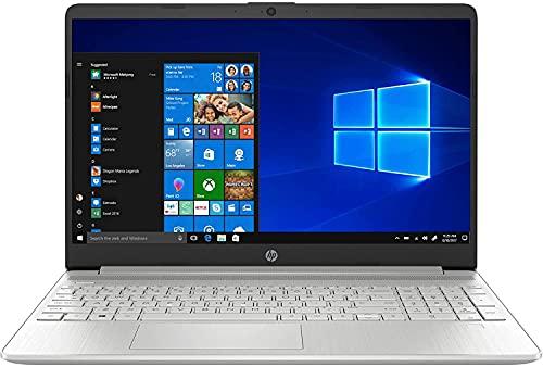 "HP 15s-fq2038ns - Ordenador Portátil de 15.6"" FHD (Intel Core i5-1135G7, 8GB RAM, 512GB SSD, Gráficos Intel Iris Xe, Windows 10 Home) Plata – Teclado QWERTY Español"