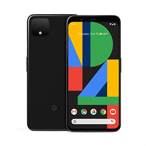 Google Pixel 4 XL - Just Black - ...