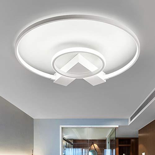 LCYFBE LED Deckenleuchte Innen 38W, Rund Deckenlampe für Flur, Treppe, Veranda, Garage, Carport, Balkon, Abstellraum, Keller