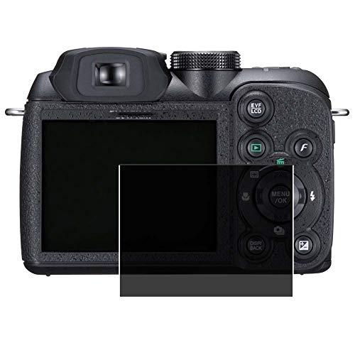 Vaxson Anti Spy Schutzfolie, kompatibel mit Fujifilm FinePix S1500, Displayschutzfolie Privatsphäre Schützen [nicht Panzerglas]
