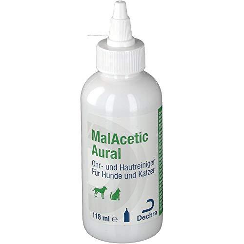 Albrecht MalAcetic Aural 118 ml Ohr- und Hautreiniger