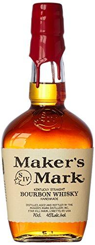 Maker'S Mark Kentucky Straight Bourbon Whisky (1 x 0.7l)
