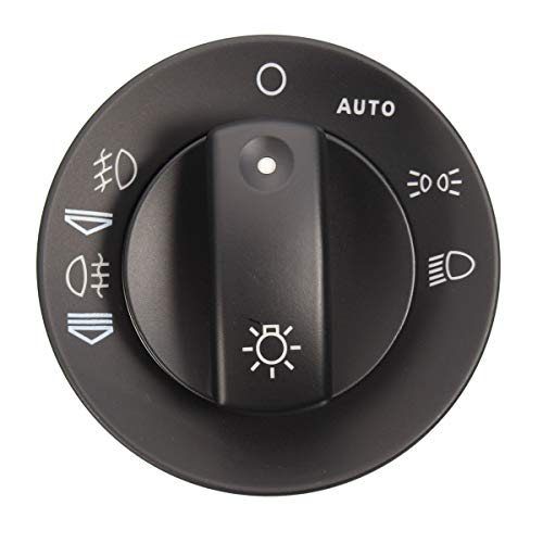 Byrhgood Interruptor automático W Niebla de la Linterna de Control/Luz Tapa Kit de reparación for 8E0941531B Audi A4 S4 B7 B6 8E 2000 2001 2002 2003 a 2007