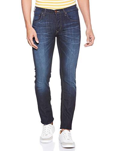 Lee Herren Jeans Daren - Regular Fit - Strong Hand, Größe:36W / 34L, Farbe:Strong Hand
