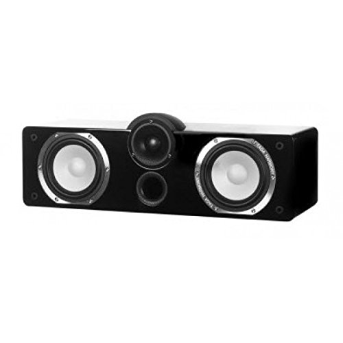 Taga Harmony Platinum C-90 SL Centre Speaker (Black)