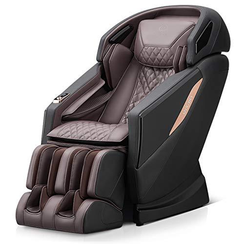 Lzour Zero Gravity Massage Chair, Full Body Shiatsu Massage Chair Recliner with Auto Body Detection,...