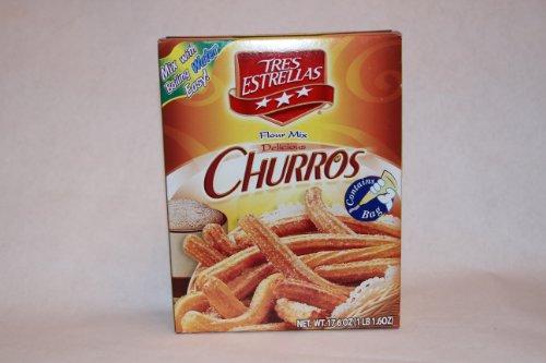 churro flour - 3