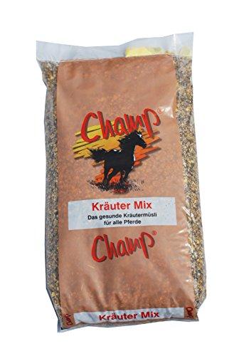 Champ Pferdemüsli Kräutermix (Ohne Hafer), 20 kg