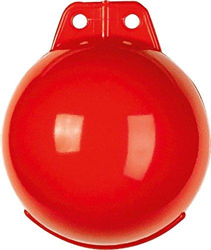 DAN FENDER Ankerboje aufblasbar - Ø 160mm, Farbe:rot