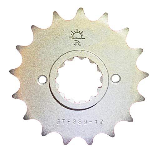 CB900 F F2 79 80 81 82 83 84 Pignon avant 17 Dents 530 Épaisseur JTF339.17