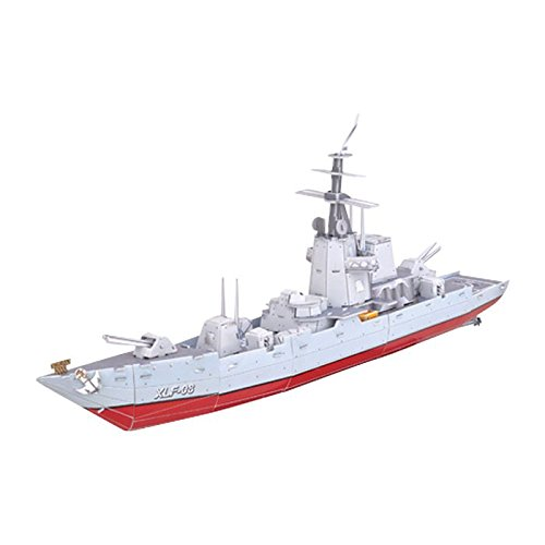 Legler 'Peace Boat' 3D Non-Wooden Jigsaw Puzzle