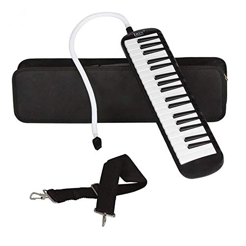 Why Choose Colorful 32/37 Piano Style Keys Melodica With Hard Storage Case Children Students Musical...