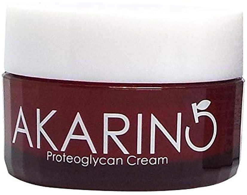 和パフ切るプロテオグリカン配合フェイスクリーム 30g AKARIN5