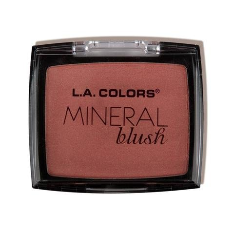 (3 Pack) L.A. COLORS Mineral Blush - Dusty Rose